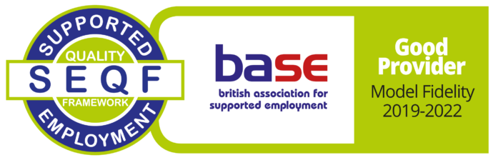 base - British Association of Supported Employment Good Provider 2019-2022